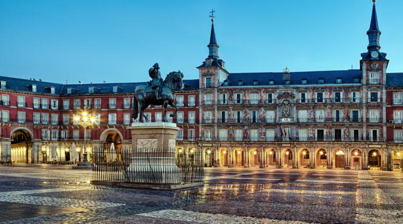 Мадрид Пласа Майор