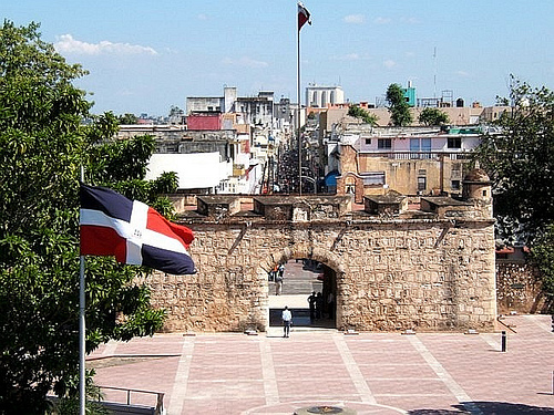 ворота Пуэрто дель Конде