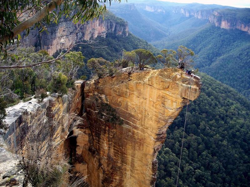 голубые горы австралия