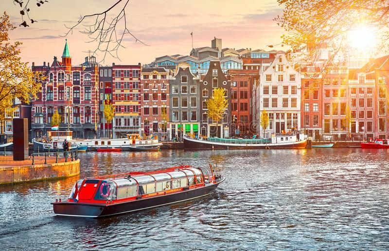 Автобусные туры на майские праздники 2019 из Харькова в Амстердам