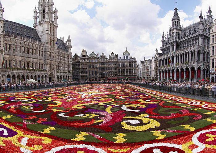 Особенности автобусных туров в Брюссель