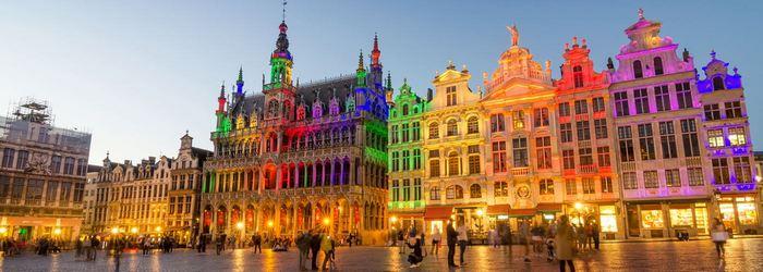 Автобусные туры в Брюссель