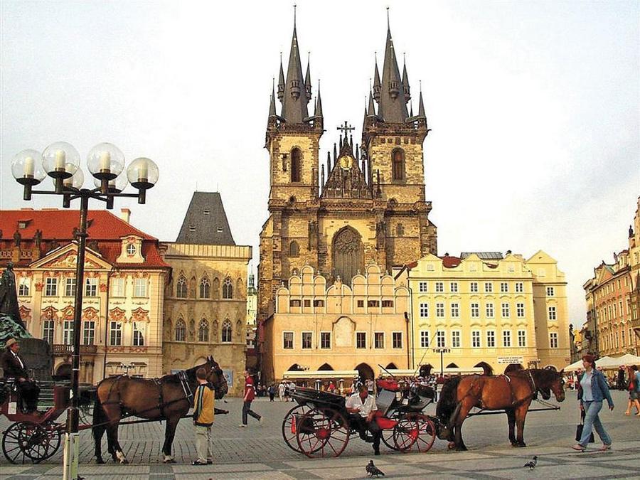 Особенности автобусных туров в Чехию
