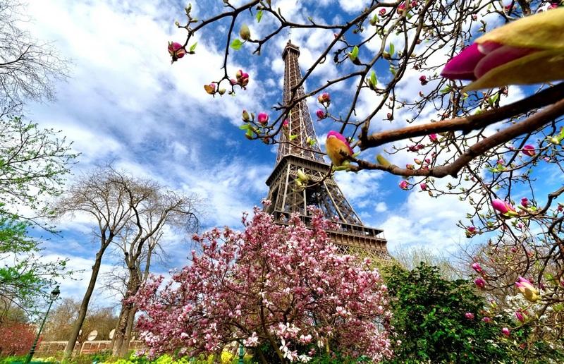 Автобусные туры на майские праздники 2019 из Харькова в Париж