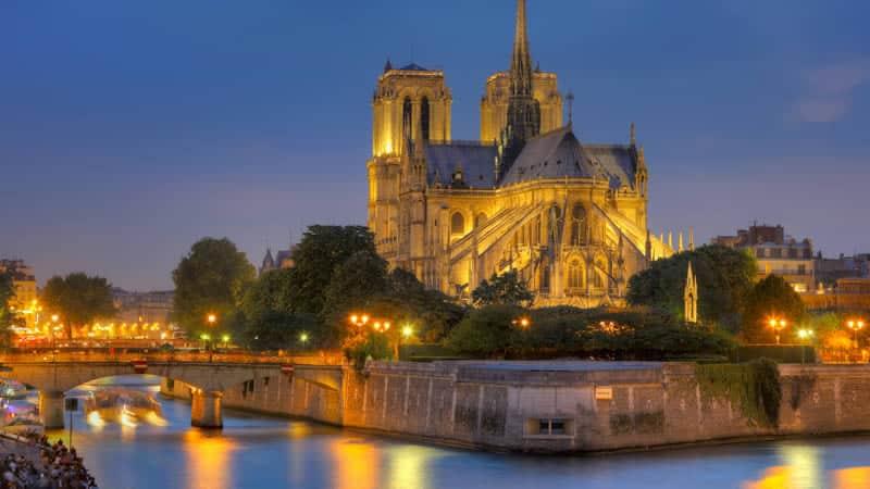 Захватывающий Париж в автобусных турах