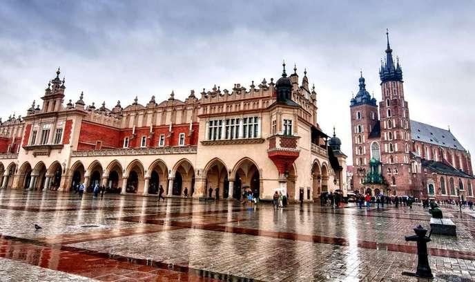 Тур в Польшу на автобусе
