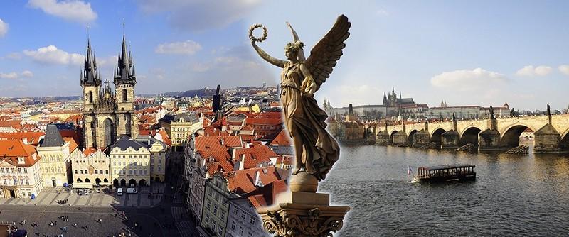 Автобусные туры на майские праздники в Прагу