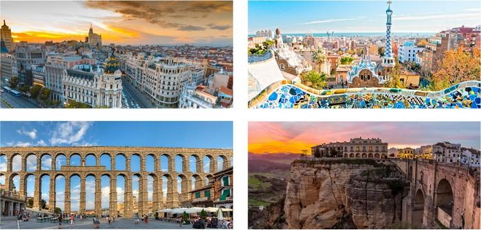 Раннее бронирование туров в Испанию на лето 2019