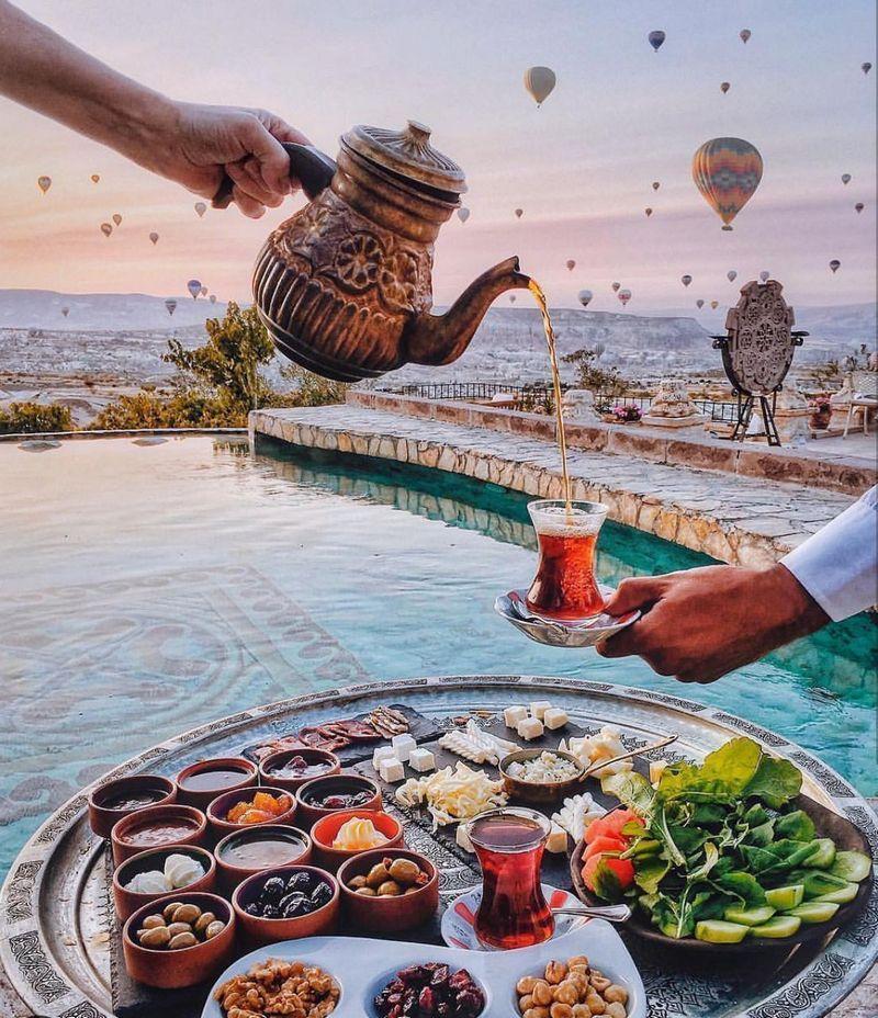 Топ 10 самых красивых мест в Турции - Каппадокия